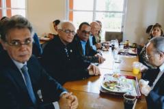 Almoço da Liderança da DC e Membro da FDC