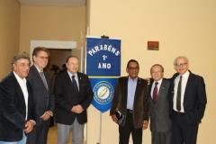 Membros da FDC, Lideres da DC Brasil e convidados.